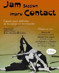 Jam Session Impro Contact @ La Pradera