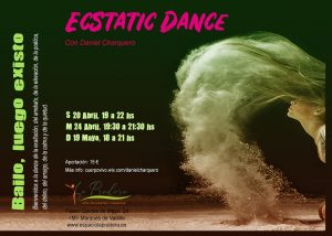 Ecstatic Dance con Daniel Charquero @ Espacio La Pradera