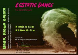 Ecstatic Dance con Daniel Charquero. @ Espacio La Pradera