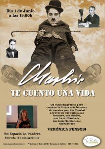Chaplin - Te cuento una vida @ Espacio La Pradera