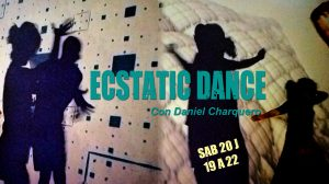 Movimiento + Ecstatic Dance @ Espacio La Pradera | Madrid | Spain