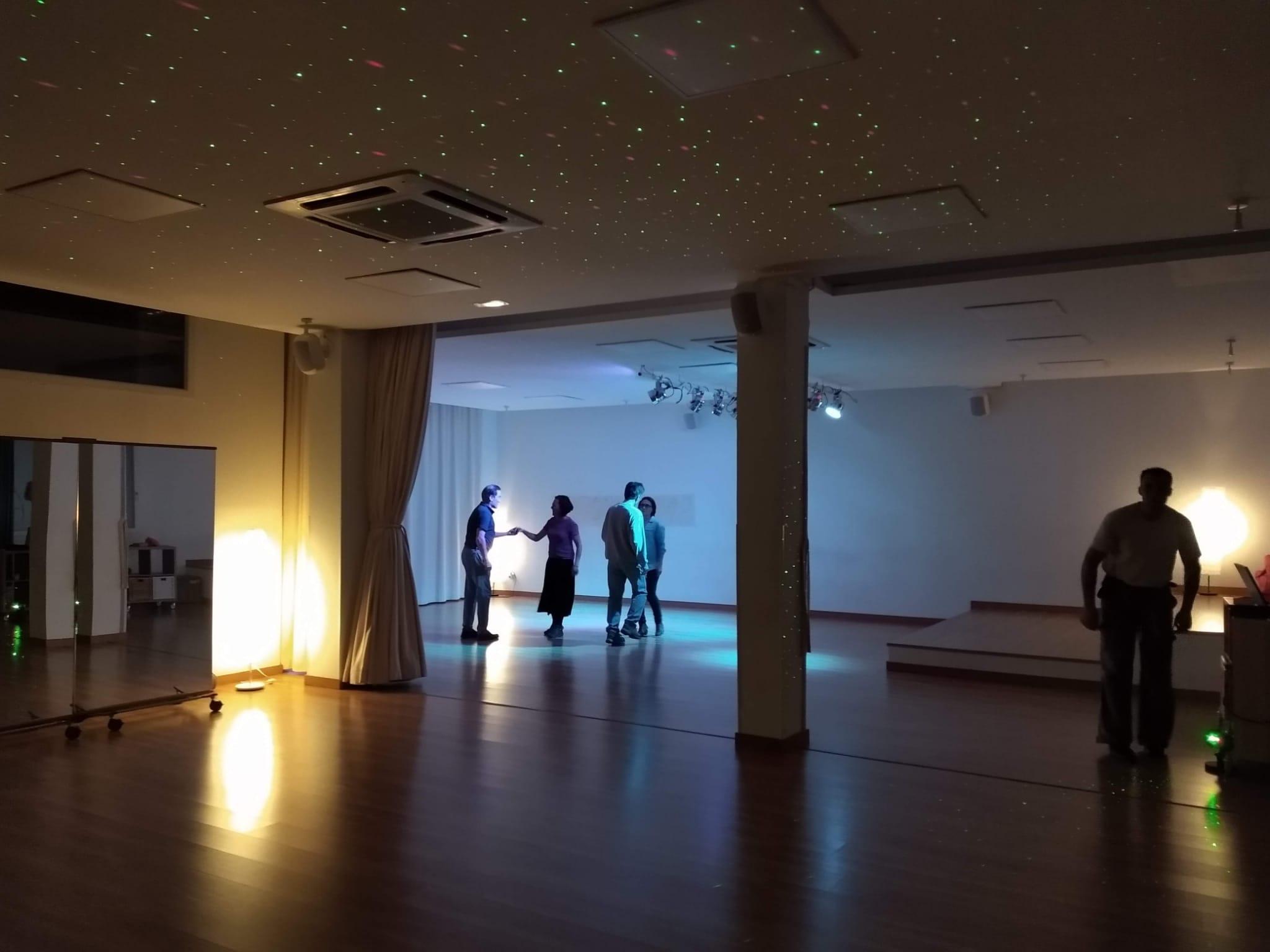 Espacio de baile